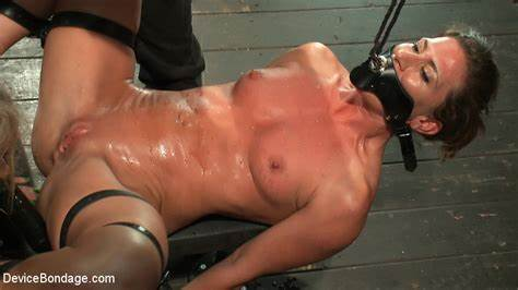 Bdsm Bound Teenage Squirting