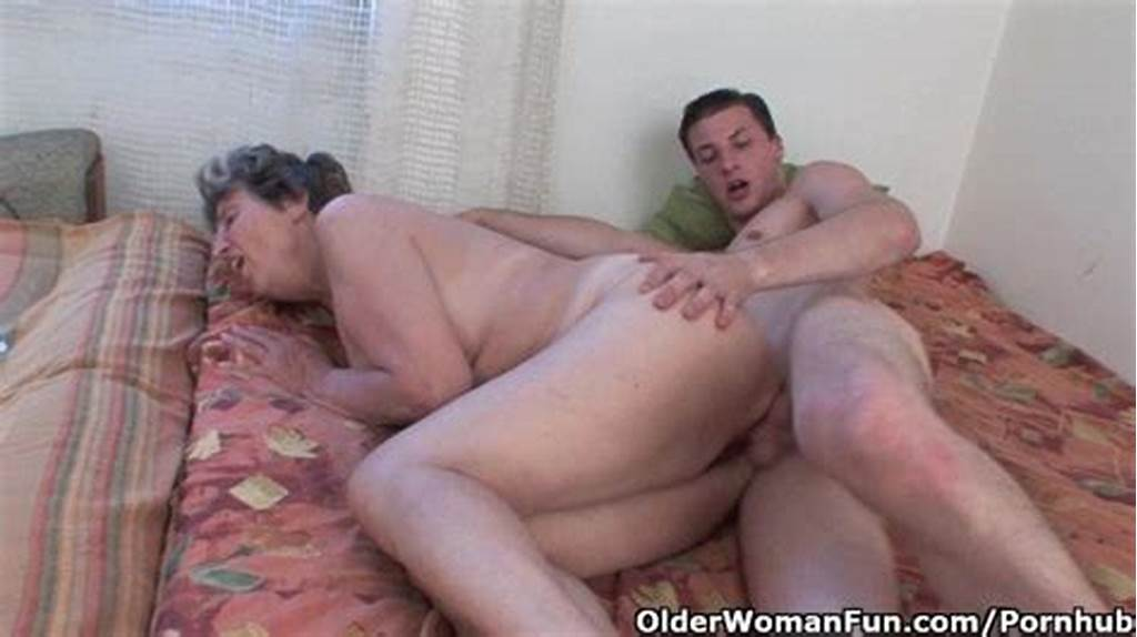 #True #Granny #With #Hungry #Assfuck #And #Ass