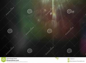 Lens, Flare, Colorful, Abstract, Bokeh, Light, Black, Stock, Image