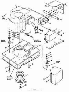 Snapper Lt140h33bbv 33 U0026quot  14 Hp Hydro Drive Tractor Series B