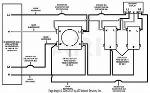 Homelite Bm905700pa 6000 Watt Generator Parts Diagram For