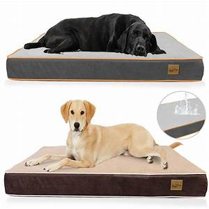 10cm, Thick, Foam, Mattress, Large, Dog, Bed, Easy, Clean, Tough, Durable, Kennel, Soft, Mat