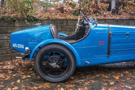 This is a kit car that i purchased from a gentleman just outside of gainesville, florida. 1927 Bugatti Type 35 Replica Kit Car 35B / 37A - Like Jaguar MG Mercedes Morgan - Classic 1927 ...