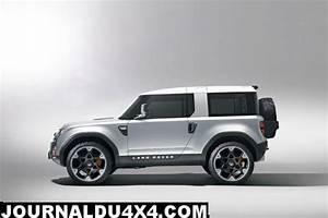 Nouveau Land Rover Defender : land rover dc100 nouveau defender ~ Medecine-chirurgie-esthetiques.com Avis de Voitures