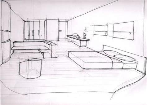 dessin de chambre chambre dessin perspective des idées novatrices sur la
