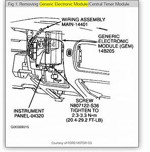 1996 Explorer Gem Wiring Diagram