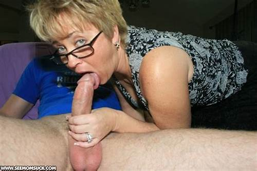 Comely Solid Tit Mature Gives Good Sucks #Lustful #Blonde #Milf #In #Glasses #Gets #Horny #W