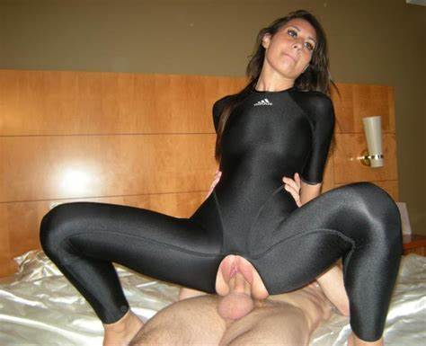 Sitting Nudes With Spandex Cloth Baby Lycra Bdsm
