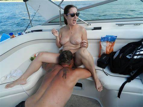 Go Up Porn On The Boat Sex
