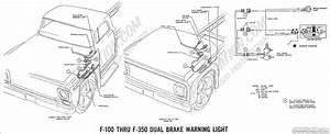 1964 F100 Brake Light Diagram