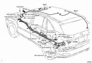 Lexus Rx 400h Wire  Instrument Panel  No  2  Package