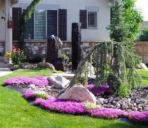 28 beautiful small front yard garden design ideas style With small front garden design ideas