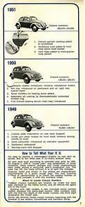 1964 Vw Bug  Beetle  Convertible Fuses  1962