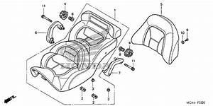 Honda Oem Part 77500