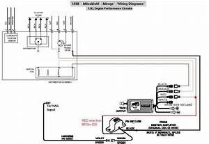 1995 Mitsubishi Mirage Engine Diagram