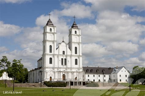 Aglonas bazilika I Latvijas katolicisma centrs | Latvia Travel