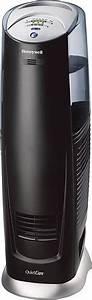 Best Buy  Honeywell Quietcare Uv Tower 3gallon Humidifier