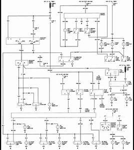 1988 Jeep Wiring Diagrams Index