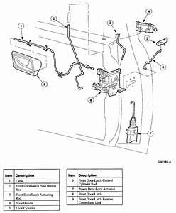 How To Remove 2000 Ford Ranger Power Door Lock Actuater