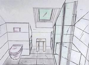 Dusche In Der Schräge : badgestalten duschen unter der schr ge kleines bad pinterest badezimmer bad und ~ Bigdaddyawards.com Haus und Dekorationen