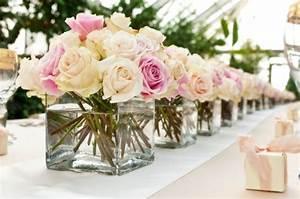 Ausgefallene Hochzeitsdeko Ideen : 1001 ideen f r tischdeko wie sie den tisch mit blumen dekorieren ~ Frokenaadalensverden.com Haus und Dekorationen