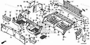 Bed Parts Diagram