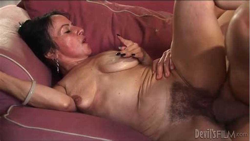 #Horny #Granny #Gets #Her #Hairy #Pussy #Drilled #Xxxbunker