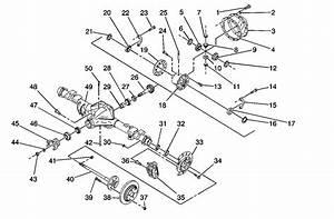 2002 Chevy Tahoe Rear Axle Diagram