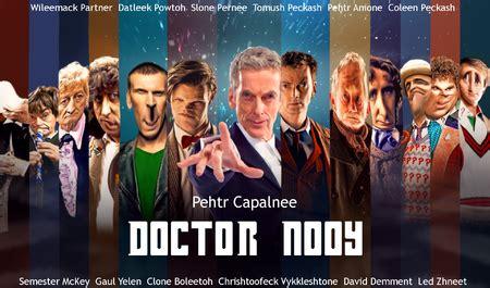 Doktor Hnůj - Necyklopedie
