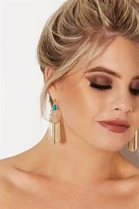 Qui Habite à Cette Adresse : pendants d 39 oreilles avec pampilles bleu dor ~ Maxctalentgroup.com Avis de Voitures