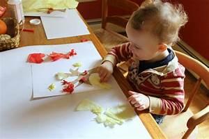 Malen Mit Kleinkindern Ideen : basteln mit 2 j hrigen kindern 20 ideen mit ~ Watch28wear.com Haus und Dekorationen