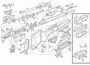 Savage Model 110 Parts Diagram