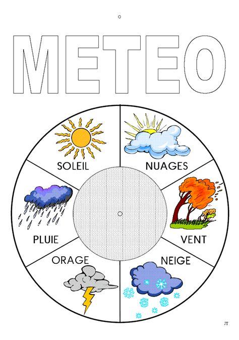 foto de station météo Météo maternelle Alphabet maternelle