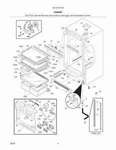 Wiring Diagram  33 Kenmore Elite Refrigerator Parts Diagram