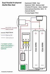 Basic Mosfet Wiring