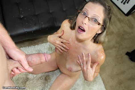 She Handjob And Receives Facials On Her Sweet Face