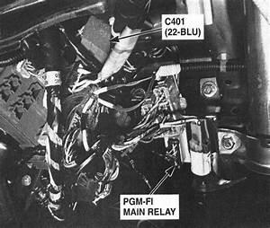Wiring Diagram Honda Pgm Fi