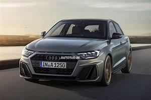 Audi A 1 : 2019 audi a1 leaked official photos reveal sporty design autoevolution ~ Gottalentnigeria.com Avis de Voitures