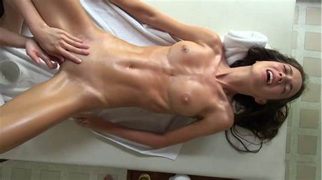 #Naked #Girls #Having #An #Orgasm #During #A #Massage