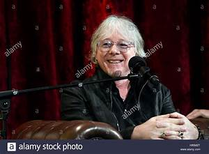Mike Mills of R.E.M takes part in a Q&A session at The ...