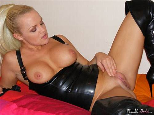 Student Babe Trying Out Pussy With Toys #Horny #Blonde #Bitch #In #Latex #Toys #Her #Sweet #Shaved #Pussy