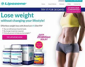 Lipozene Weight Loss Pills  Does It Work   Updated April 2015