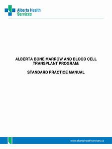 If Hp Cancer Guide Bmt Manual