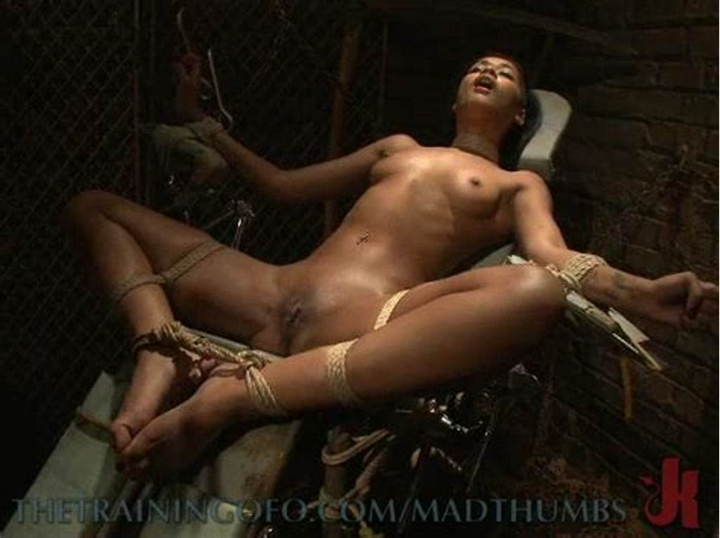 #Tied #Up #Ebony #Teen