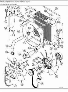Parts Catalog Case 580 Super M Loader Backhoe