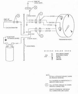 Wiring Diagram For Yamaha Tachometer