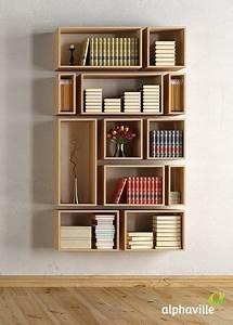 best 20 bookshelves ideas on pinterest bookshelf ideas With wall mounted shelf the types and simple ideas