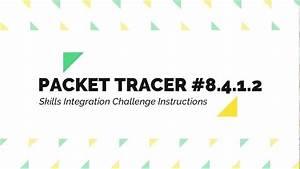 8 4 1 2 Packet Tracer Skills Integration Challenge
