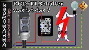 Fi Schalter Anklemmen : rcd fi schalter was ist das kurz erkl rt von m1molter ~ A.2002-acura-tl-radio.info Haus und Dekorationen