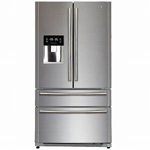 Refrigerateur 80 Cm De Large : haier r frig rateur am ricain 91cm 522l a no frost inox ~ Dailycaller-alerts.com Idées de Décoration